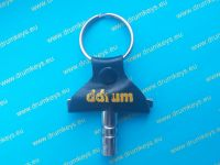 DDRUM Drum Key Keychain