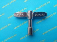 DUPLEX USA Drum Key