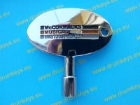 McCORMACKS MUSICAL INSTRUMENTS Drum Key